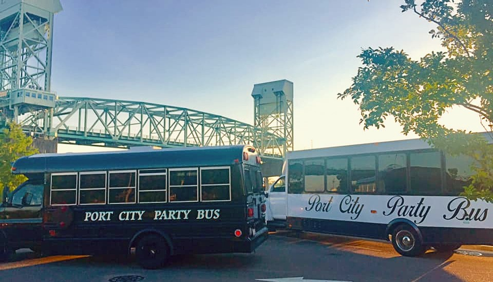 port city party bus